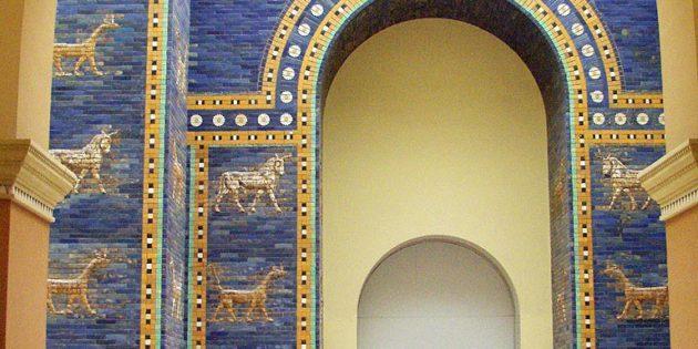 Ishtar Gate, c. 575 BCE