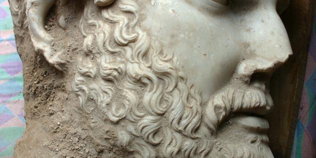 Statue of Hadrian, c. 117 BCE