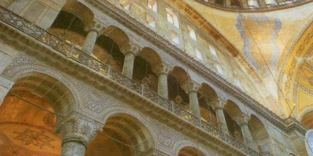 Hagia Sophia, 532 CE