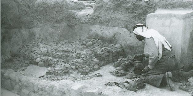 Pantry at Qumran