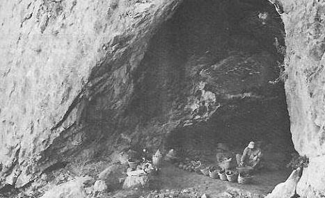 Samaria_Papyri_Cave