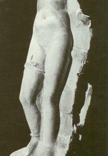 Terracotta Statuette of Aphrodite