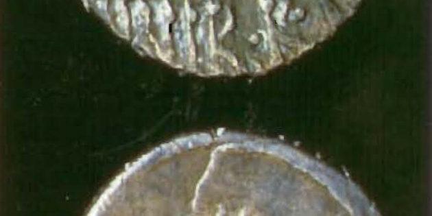 Coin of Mark Antony, 31 BCE