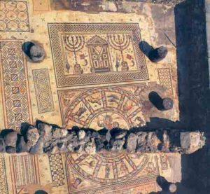 Hamat_Tiberias_Synagogue_Mosaic