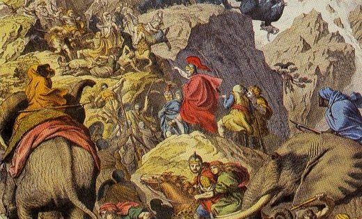 Hannibal, 247-183 BCE