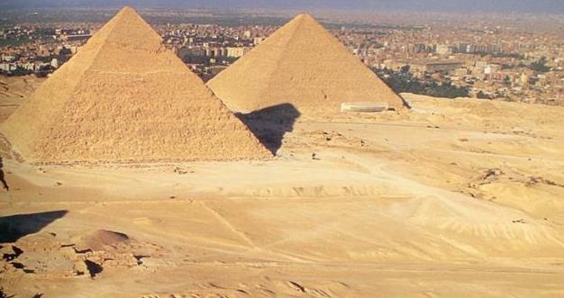 Pyramids (1)