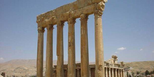 Temple of Jupiter, 1st century BCE – 1st century CE