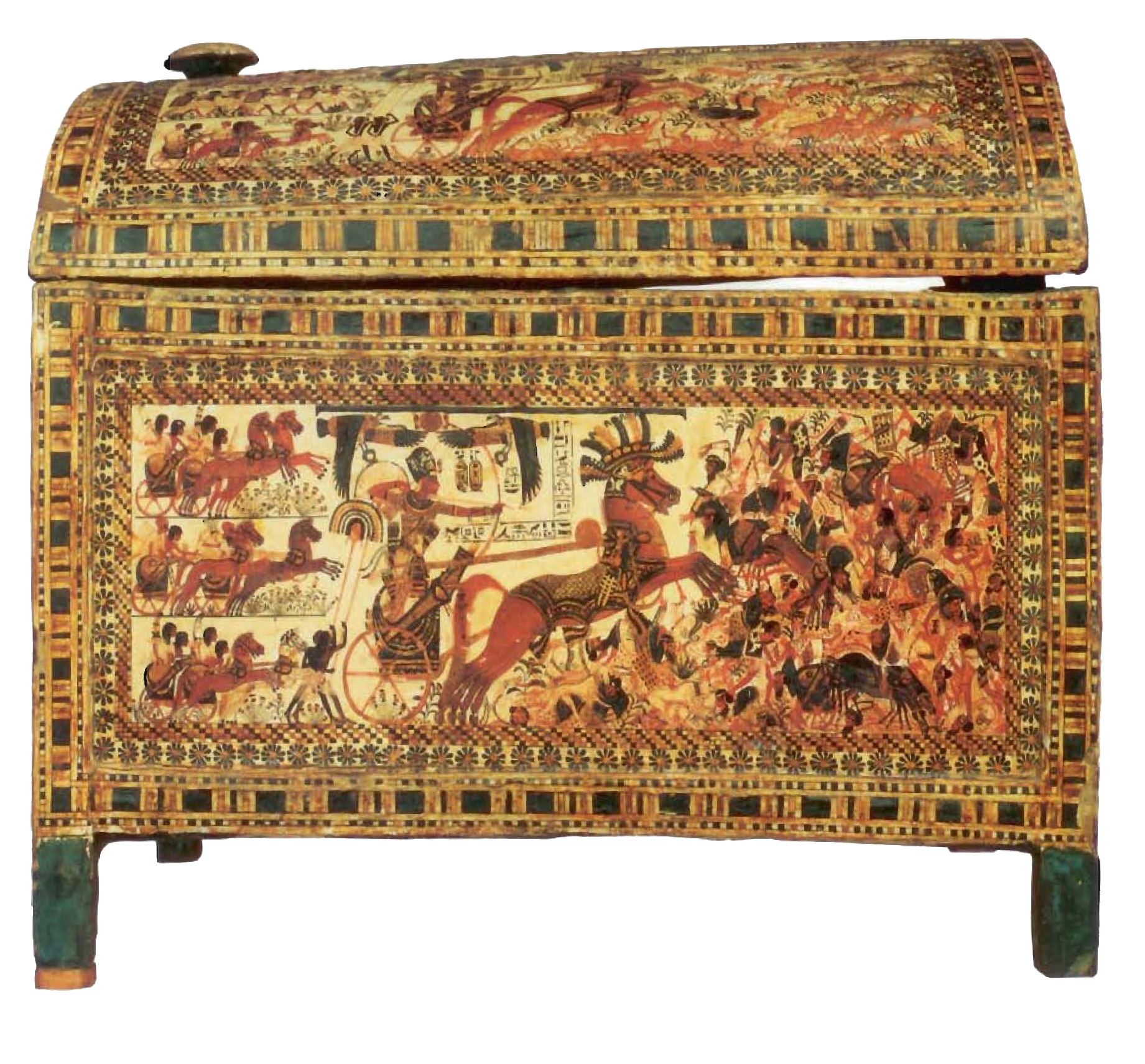 Tutankhamen_Painted_Box