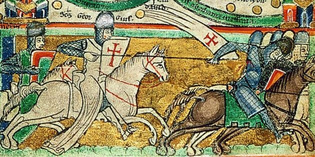 1000-1100: The Crusades