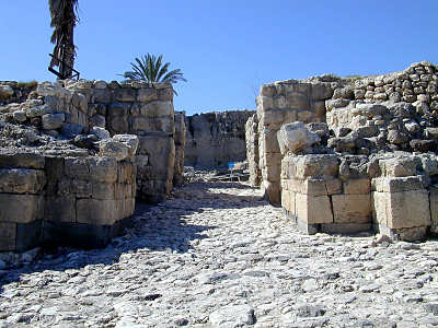 Biblical Megiddo
