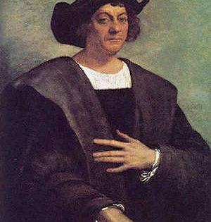 Christopher Columbus Sets Sail, 1492