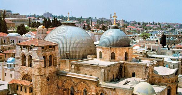 Byzantine Period, 312-632 CE