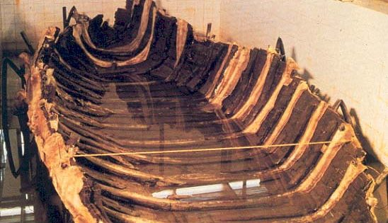 Galilee Boat, 1st century CE