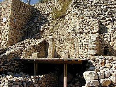 House of Ahiel, 586 BCE