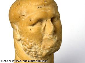 Roman Boxer, 2nd-3rd century CE