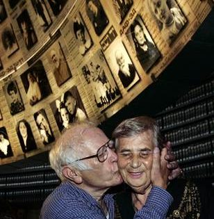 Two Holocaust Survivors, a Brother Sister, Reunited after 40 Years, JTA, Feb. 1, 1982.