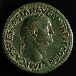 Judea Capta Coin