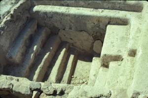 Mikveh at Qumran