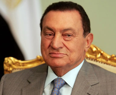 Mubarak Reaffirms that after April 25 Egypt Will Increase the Process of Normalization, JTA, Feb. 8, 1982.