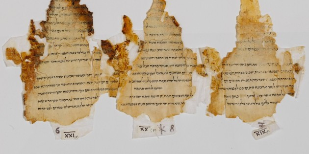 What lessons can be learned from the study of the Dead Sea Scrolls?