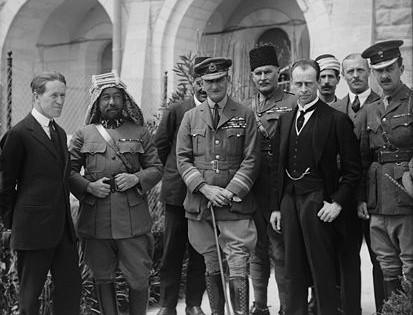 British Military Rule, 1918-1922