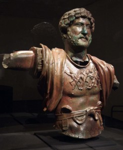 Statue of Hadrian