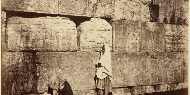 1733 The Jews of Jerusalem