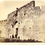 The Zion Gate, 1540