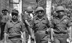 The PLO and the Six-Day War, 1957-1967