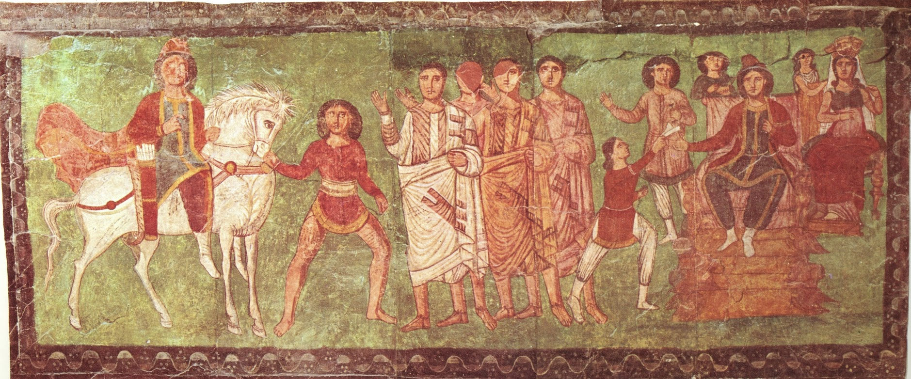 a study of dura europos A new study of the photographic produced as part of the documentation plan and approach of an archaeological expedition to the ancient site of dura-europos.