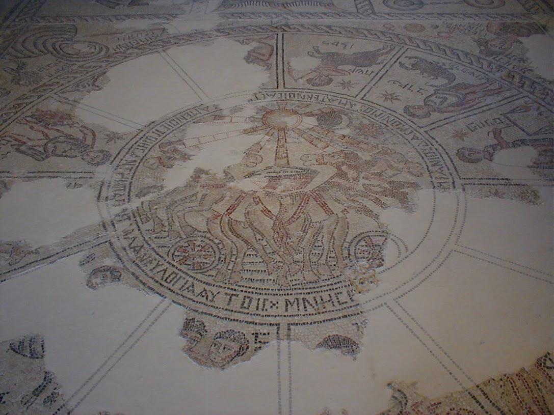 49 Sepphoris zodiac
