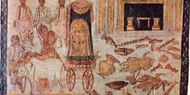 Dura Temple of Dagon