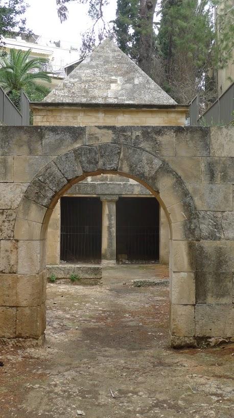 Jason's Tomb