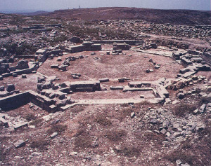 Samaritan Temple