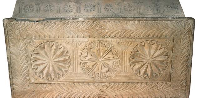 Ossuary of Simon the Temple Builder, 1st century BCE – 1st century CE