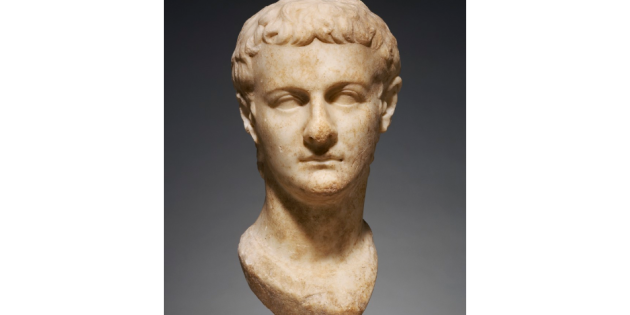 Bust of the Emperor Gaius Caligula