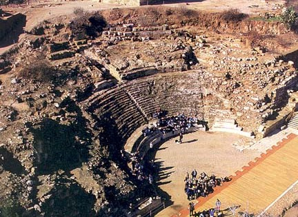 Sepphoris Theater