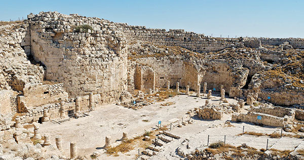 Palace on Herodium