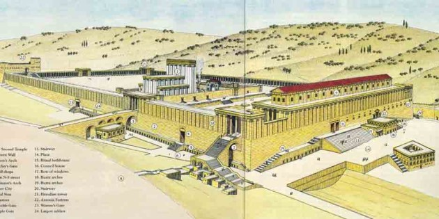 First Century BC – First Century AD: Construction and Destruction