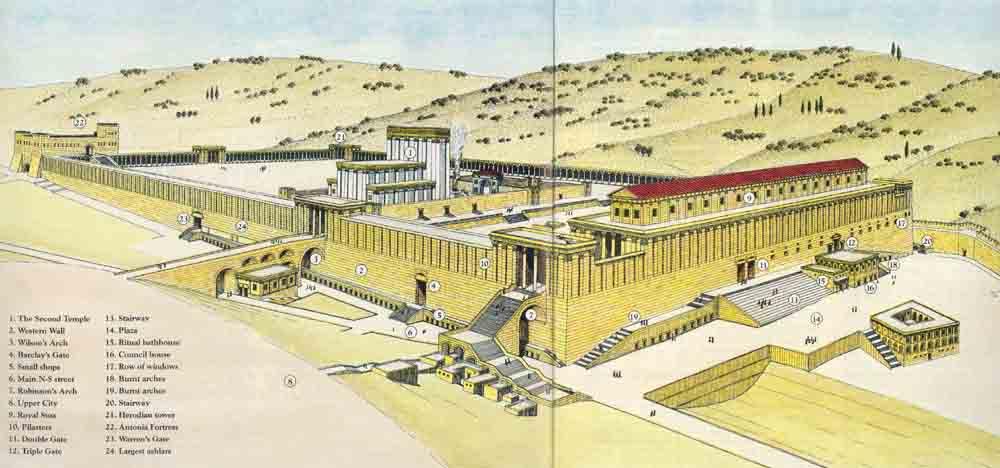 Kathleen Ritmeyer And Leen Ritmeyer Reconstructing Herod