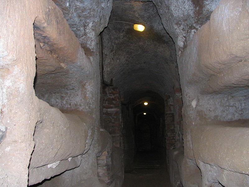 Christian Catacombs at Callistus, Rome