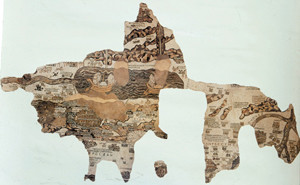 Mosaic Map from Madaba, Jordan