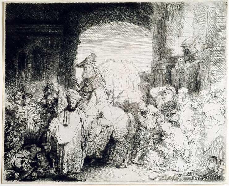 Triumph of Mordechai