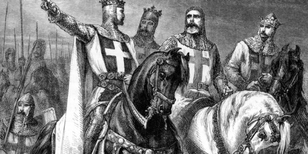 Jews and the Crusades