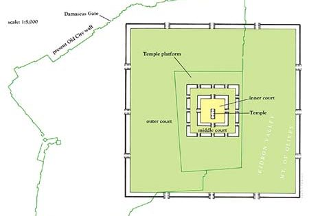The Gigantic Dimensions of the Visionary Temple in the Temple Scroll