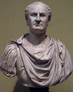 Bust of Vespasian