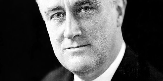 October 14, 1939: Franklin D. Roosevelt, US State Department
