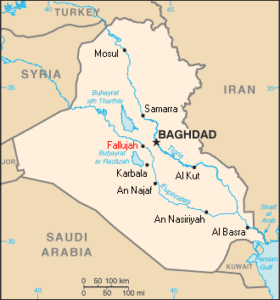 iraq_map_fallujah
