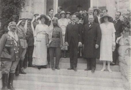 Jerusalem Conference on March 28th, 1921