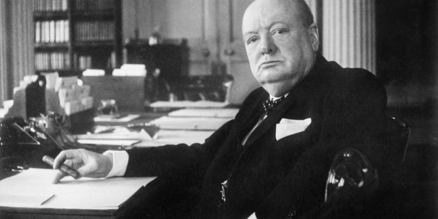 February 8, 1920, The Shame of Winston Churchill